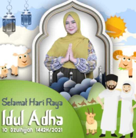 20 Link Twibbon Idul Adha Lengkap 2021